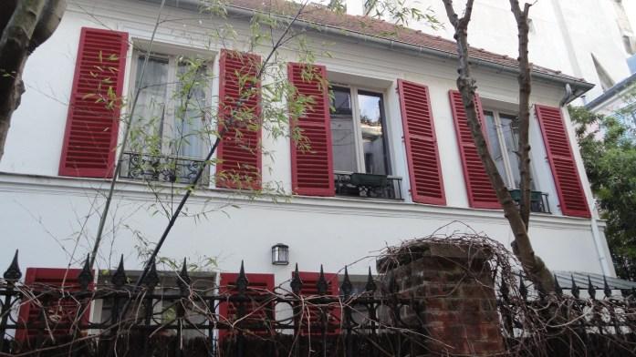 Villa de l'Adour, Paris 19e