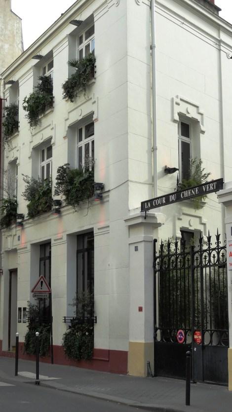 Cour du Chêne Vert, Paris 12e