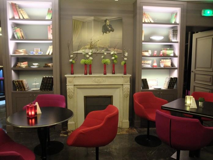 Hôtel Belle Juliette, Paris 6e - Le Talma - Grand Salon de Musique