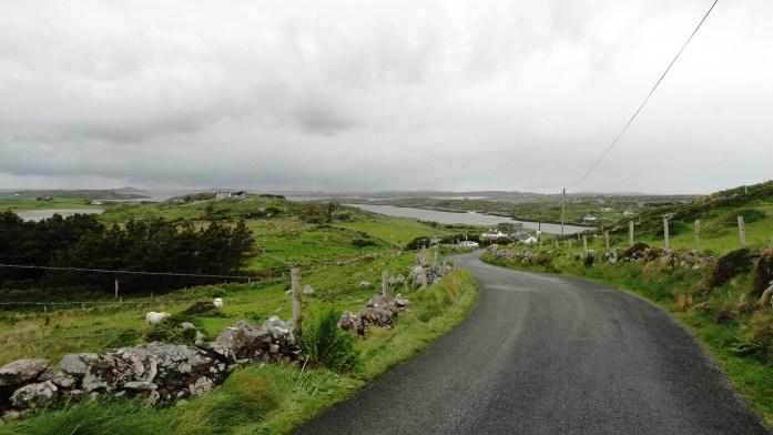 Clifden- Sky Road