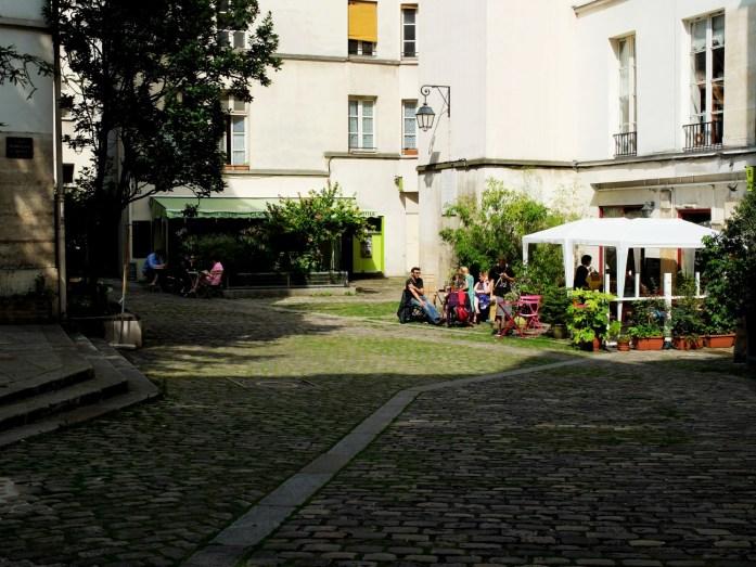 Balade dans le Marais - Village Saint Paul