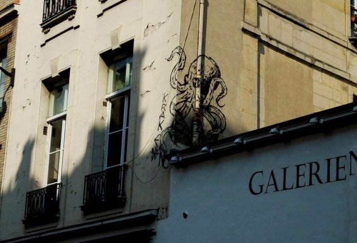 Balade dans le Marais - Rue de Turenne