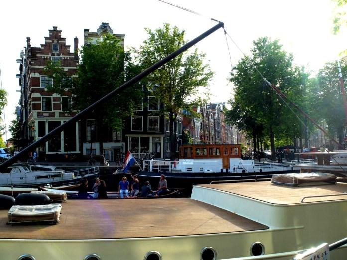 Amsterdam - Canaux