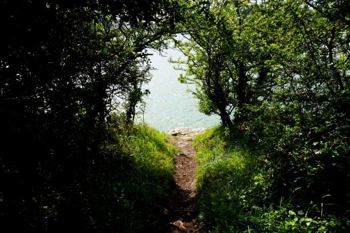 Vacances dans le Finistère Sud - Côte sauvage
