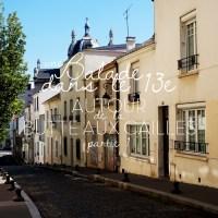 Une balade autour de la Butte-aux-Cailles (13e) #1