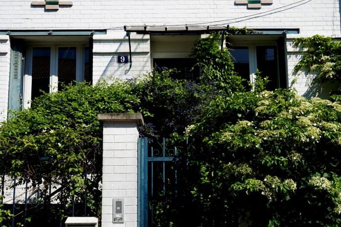 Balade autour de la Butte aux Cailles (Paris 13e) - La Villa Daviel