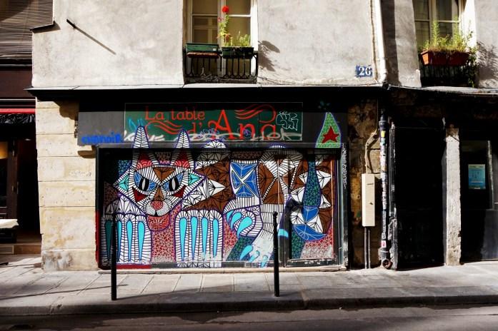 Balade dans le quartier Arts et Métier (3e) - Rue du Vertbois