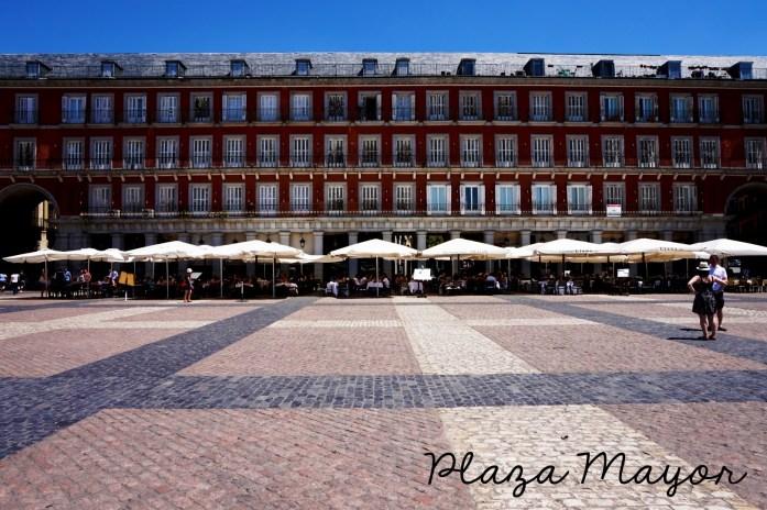 Madrid- Plaza Mayor