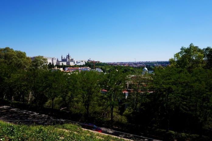Madrid - Parque del Oeste