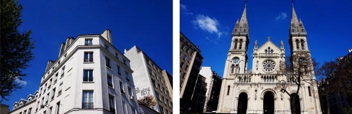 Balade dans le 11e - Face à Saint Ambroise