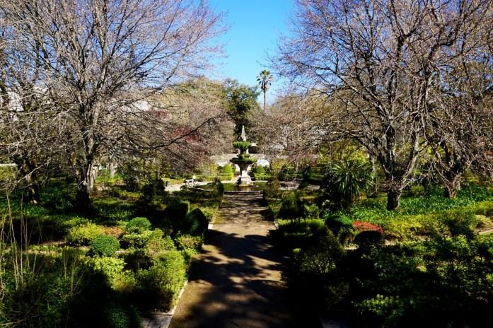 Coimbra - Jardin Botanique