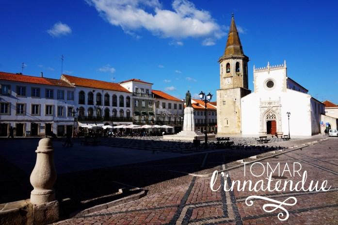 Railtrip au Portugal - Tomar