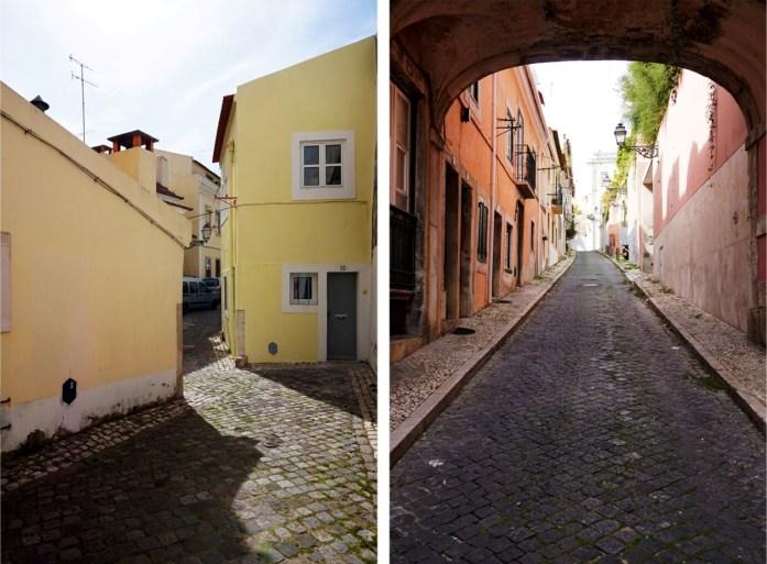 Lisbonne - Balade dans le Bairro Alto