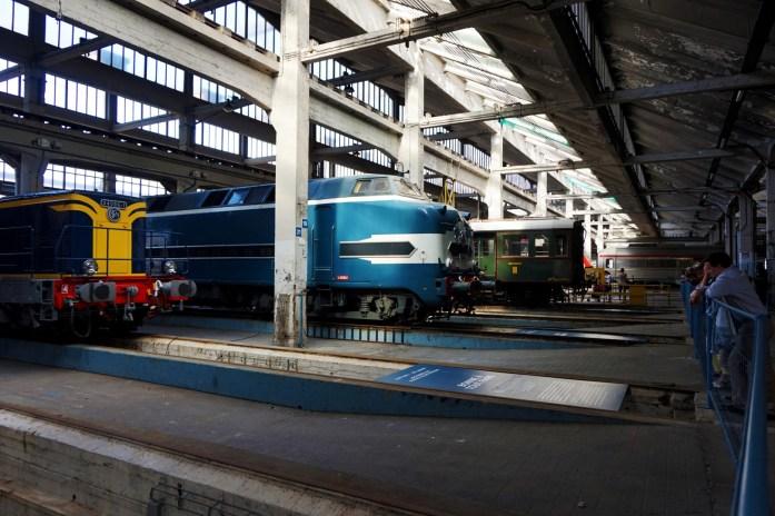 Morceaux de Paris #7 - Grand Train