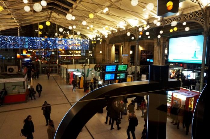 L'Etoile du Nord - Gare du Nord - Brasserie Thierry Marx