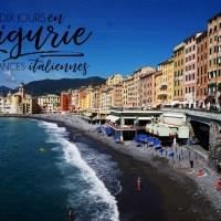 Dix jours en Ligurie | Des vacances italiennes #1