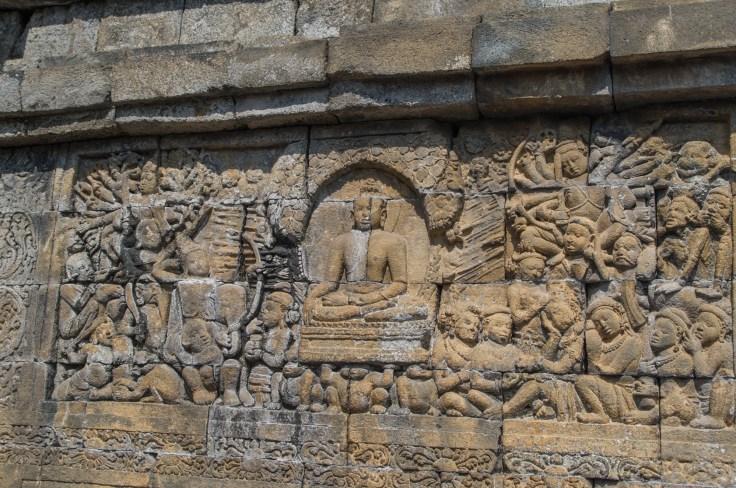 Borobudur - Reliefs
