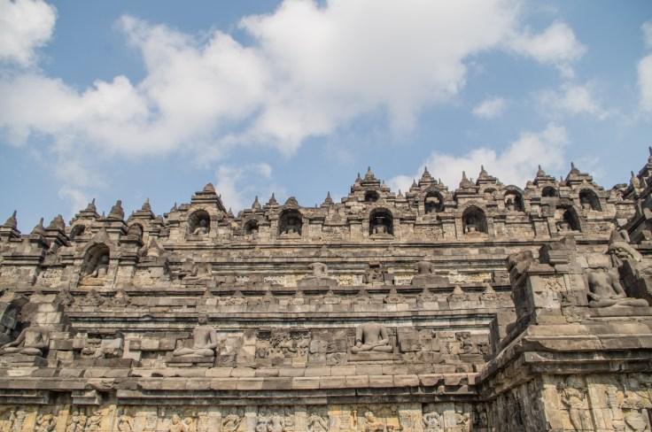 Le site regroupe pas moins de 432 bouddhas