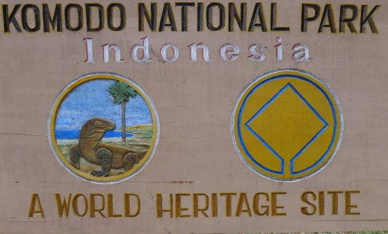 Komodo, A World Heritage Site