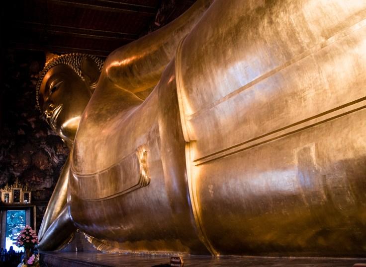 Wat Pho - Bouddha couché