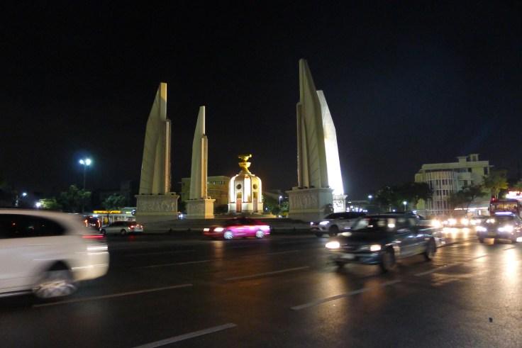 Bangkok - Democracy Monument