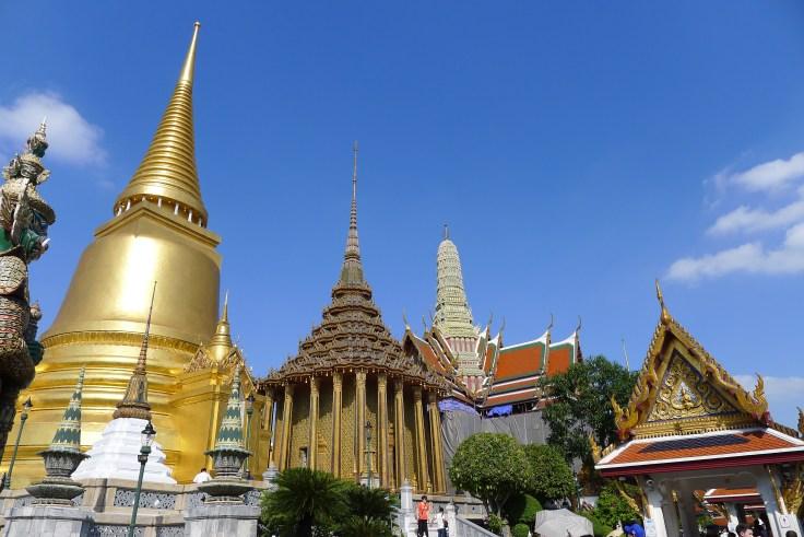 Bangkok - J'avoue, la visite vaut le coup/coût