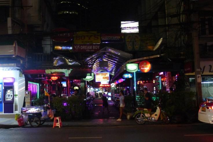 Bangkok - Silom Night Market