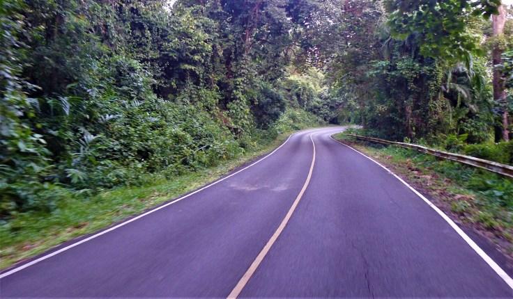Khao Yai road