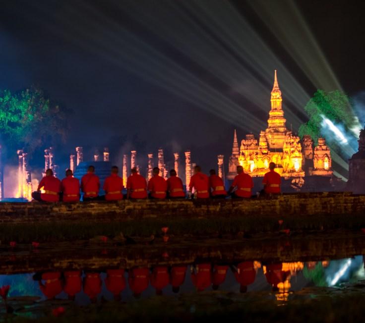 Sukhothai Wat Mahathat