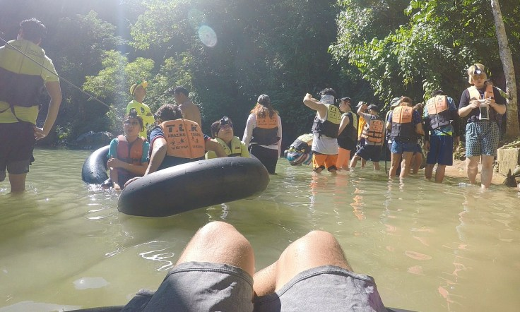 Laos - Vang Vieng - Tubing