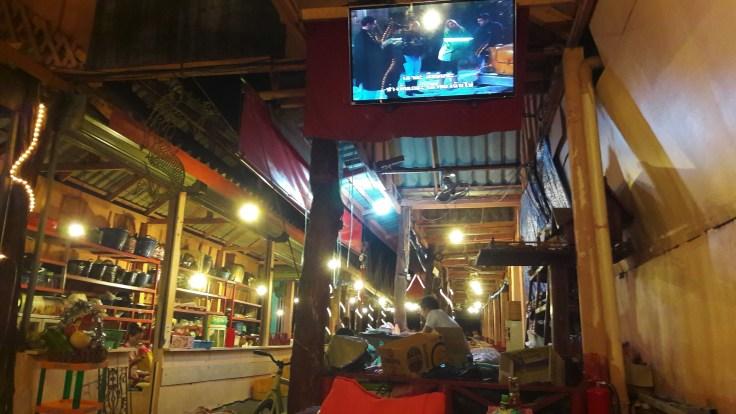 Laos - Vang Vieng - Restaurants