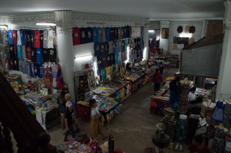 Laos - Vientiane - Patuxai