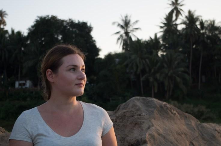 Luang Prabang Ariane Sunset