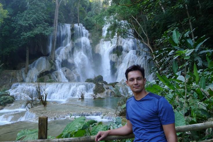 Luang Prabang - Kuang Si Falls