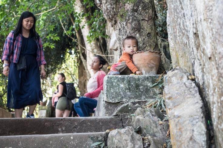 Luang Prabang - Pak Ou Caves Family