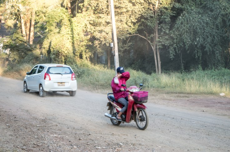 Luang Prabang Scooter