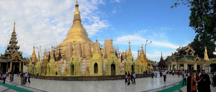 Myanmar - Shwedagon Pagoda
