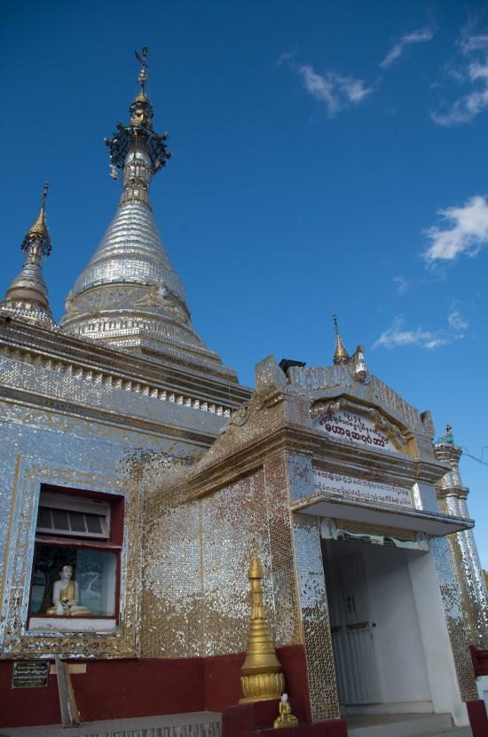 Kalaw - Temple