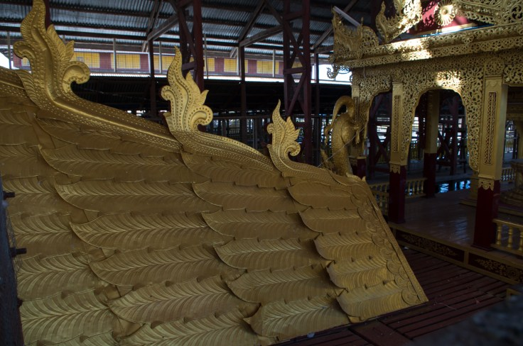 Lake Inle - Phaung daw Oo Pagoda