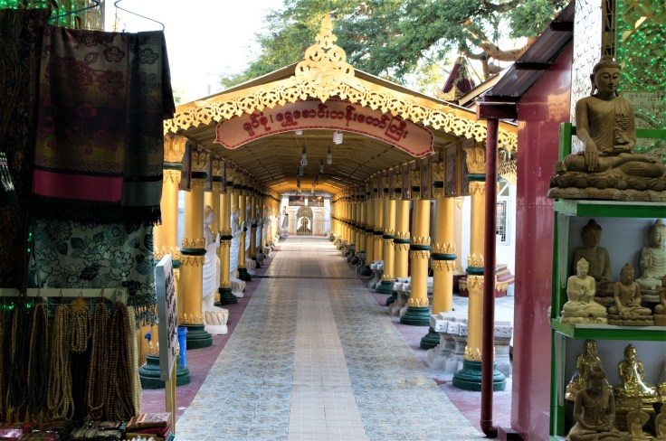 Myanmar - Mandalay - Kyauktawgyi Pagoda