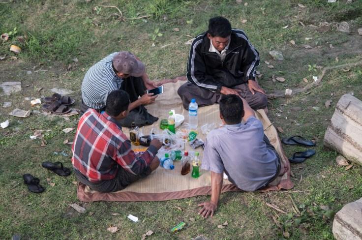 Myanmar - Mandalay - U Being Bridge