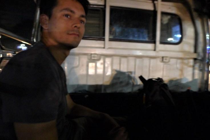 Myanmar - Mandalay - Pickup