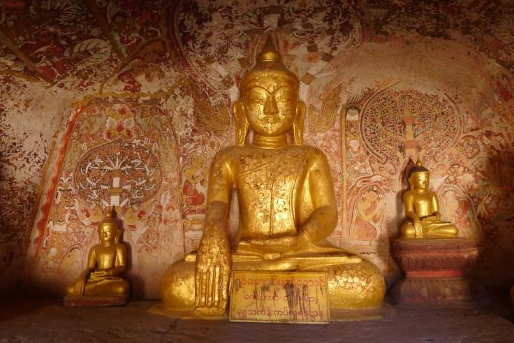 Myanmar - Monywa - Hpo Win Caves