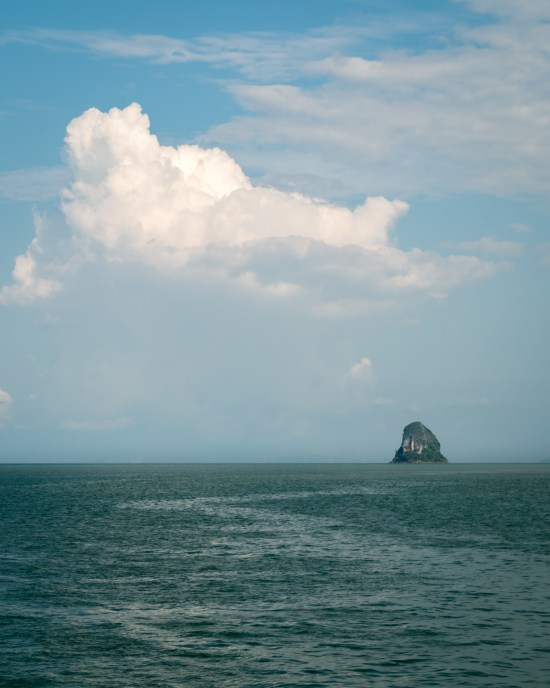 Thailande - Koh Samui - Ao Nang - ile solitaire