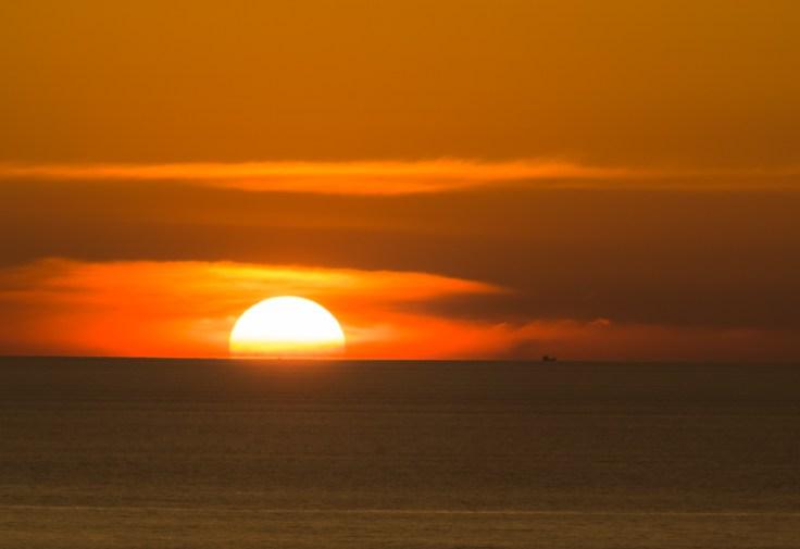 Thailande - Phuket - Promthep cape - coucher de soleil