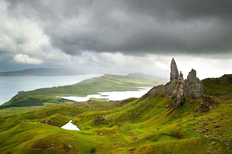 Old Man of Storr - Skye - Scotland