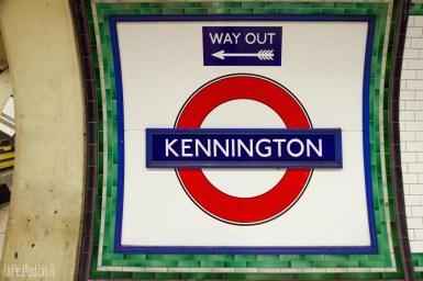 Le métro londonien