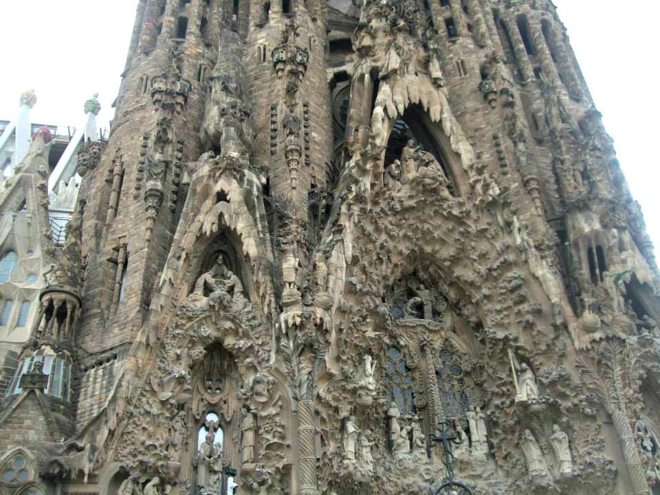 Cathdrale Barcelone Sagrada Familia Sagrada Familia