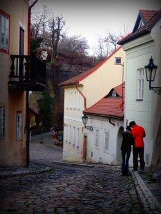 Quartier nouveau monde Prague