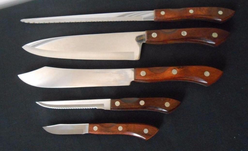 Amway Knives